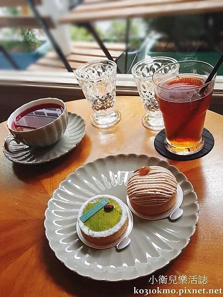 台中下午茶-綠廊精品美食 (5)