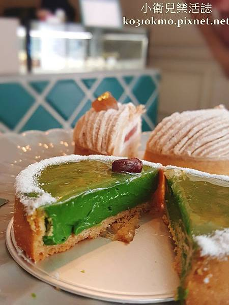 台中下午茶-綠廊精品美食 (7)