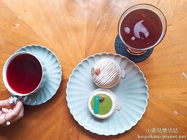台中下午茶-綠廊精品美食 (1)