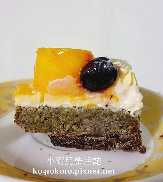 LeFRUTA朗芙-花神芒果塔 (6)