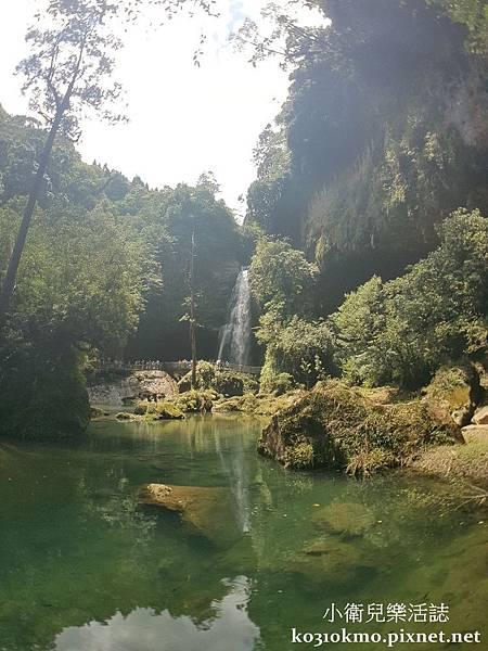 杉林溪-松瀧瀑布 (3)