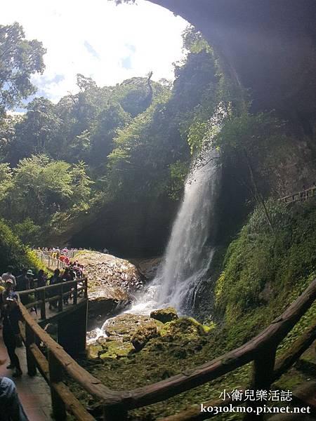 杉林溪-松瀧瀑布 (5)