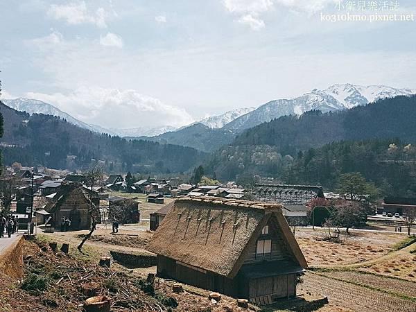 世界文化遺產-合掌村 (9)