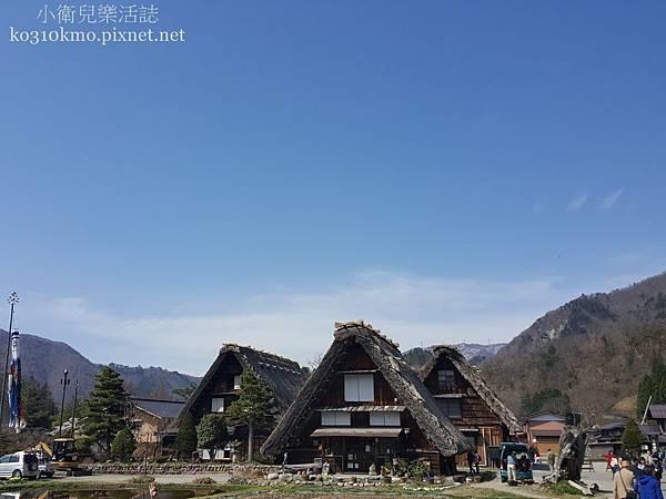 世界文化遺產-合掌村 (2)