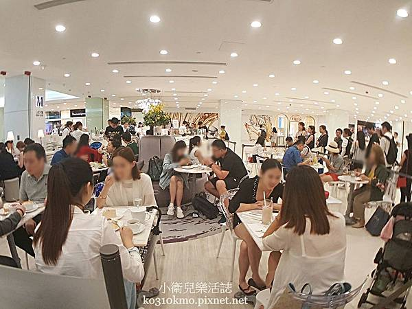 Lady M 尖沙咀海港城店 (7)