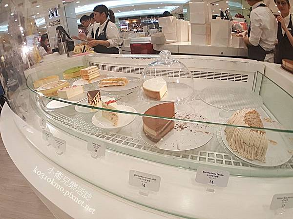 Lady M 尖沙咀海港城店 (8)