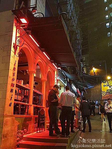 香港蘭桂坊-INSOMNIA (6)