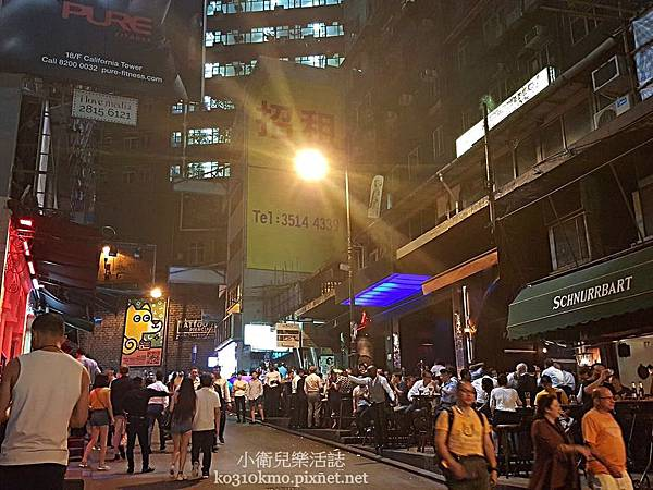 香港蘭桂坊-INSOMNIA (8)