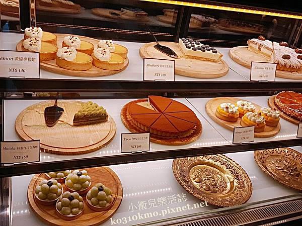 台中甜點-Fermento發酵 (2)