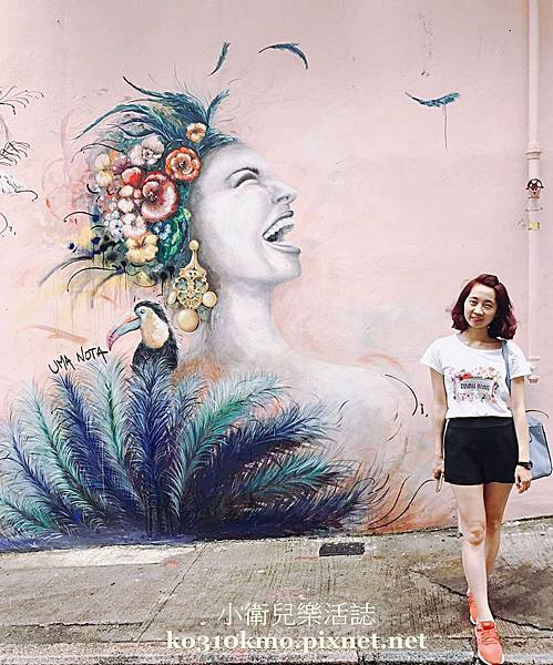 嘉咸街壁畫 (4)