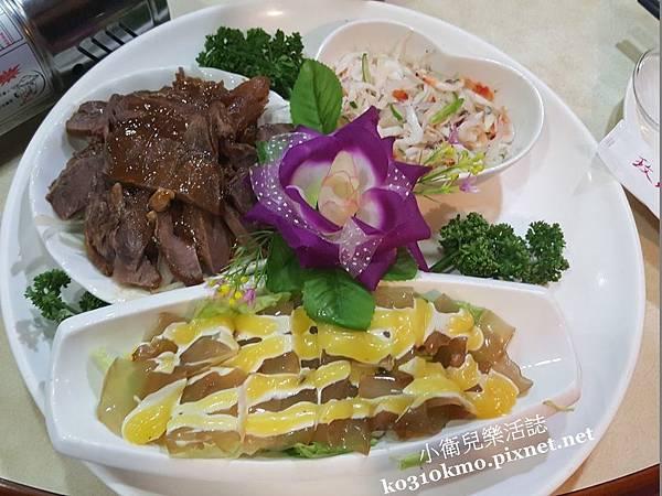 彰化芳月亭食堂海鮮餐廳 (1)