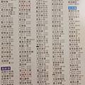 阿秋大肥鵝餐廳菜單 (1)