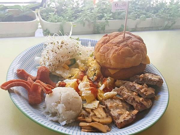 彰化-日光遇手作輕食早午餐 (3)