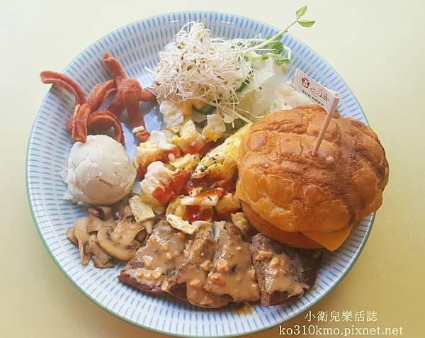 彰化-日光遇手作輕食早午餐 (4)