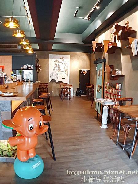 彰化Origin Cafe (1)