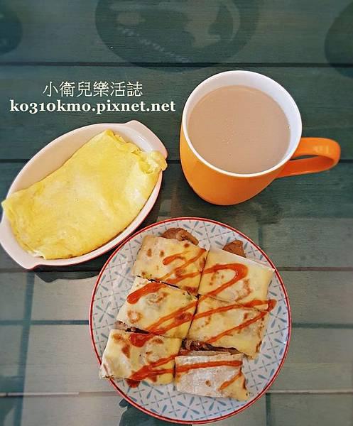 瓦瓦世創意早午餐 (3)