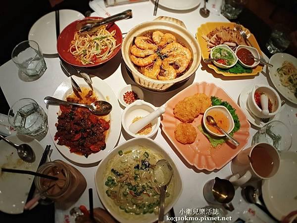 台中瓦城泰國料理-台中中友店 (10)