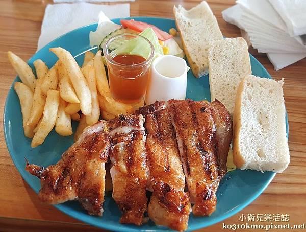 台中沙鹿早午餐- 小小迷路 (3)