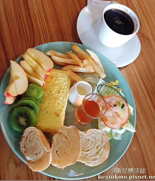 台中沙鹿早午餐- 小小迷路 (2)