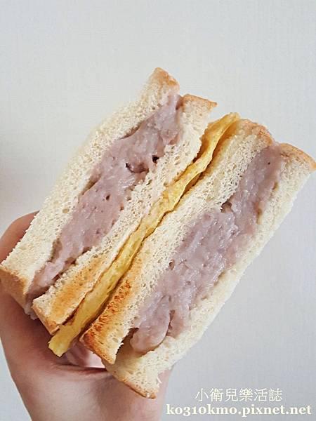 和美早午餐-手作三明治 (7)