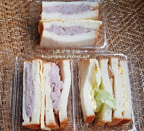 和美早午餐-手作三明治 (4)