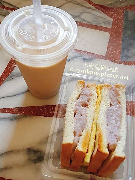和美早午餐-手作三明治 (5)