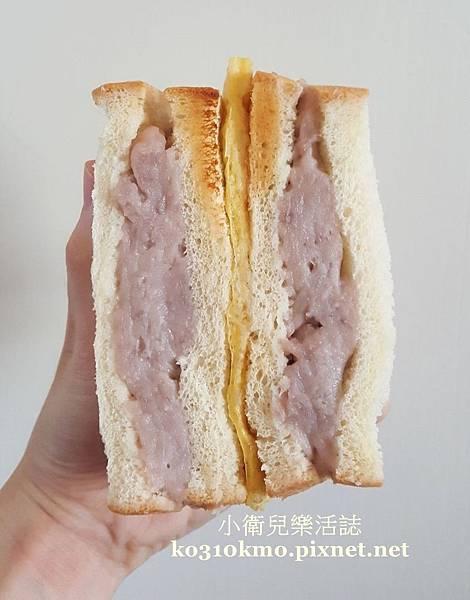 和美早午餐-手作三明治 (6)