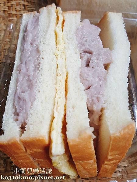 和美早午餐-手作三明治 (2)