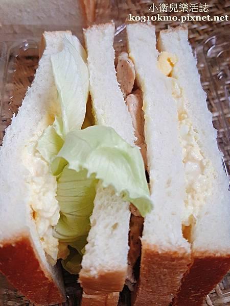 和美早午餐-手作三明治 (3)