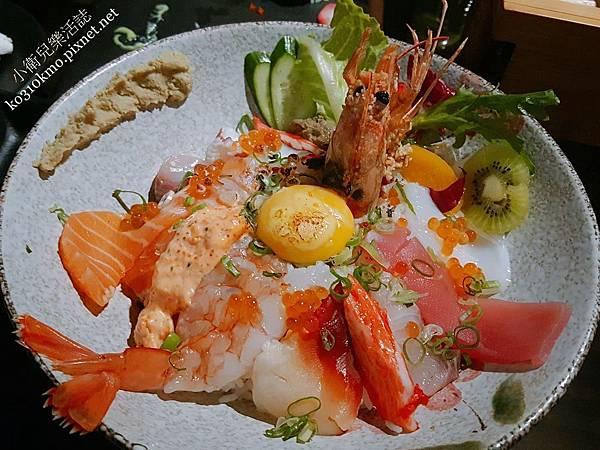 台中日本料理-海匠食堂 美式加州卷 (10)