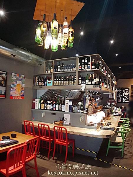 台中日本料理-海匠食堂 美式加州卷 (2)
