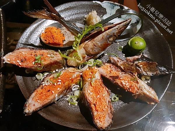 台中日本料理-海匠食堂 美式加州卷 (12)