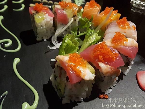 台中日本料理-海匠食堂 美式加州卷 (7)