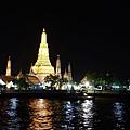 夜遊昭披耶河-鄭王廟