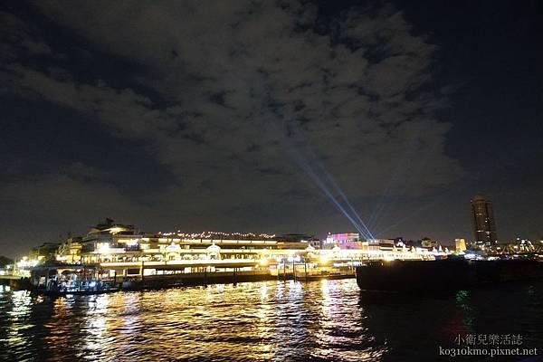 夜遊昭披耶河 (1)