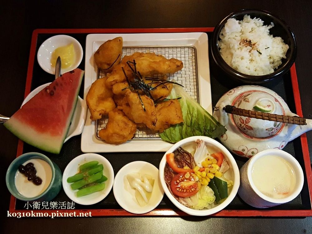 員林日本料理-謙兵衛