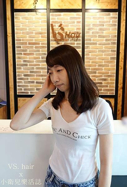 台中髮型推薦 VS. HAIR (4)