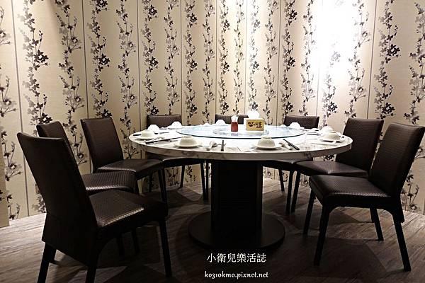 台中川菜-品渝宴川菜館環境 (4)