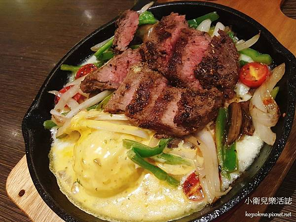 台中美式餐廳-Burger Joint 7分SO美式廚房 (3)
