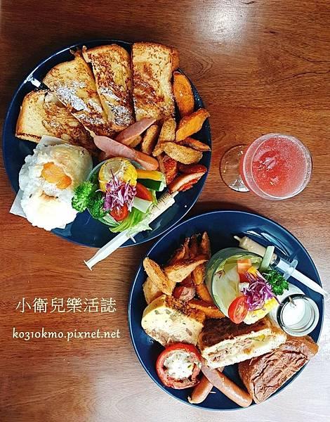 台中早午餐-Cafe Muah (2)