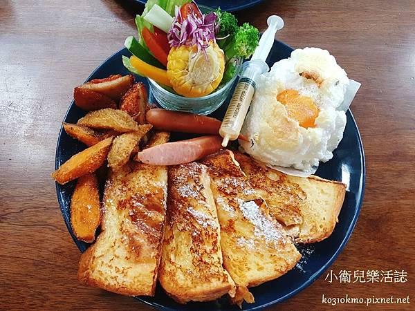 台中早午餐-Cafe Muah (3)