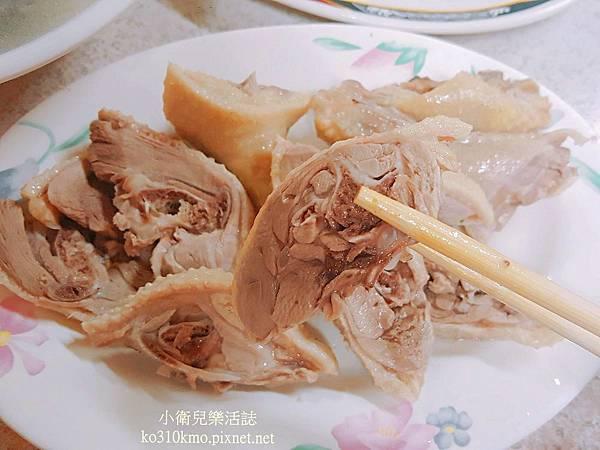 彰化小吃-阿成鵝肉小吃 (5)