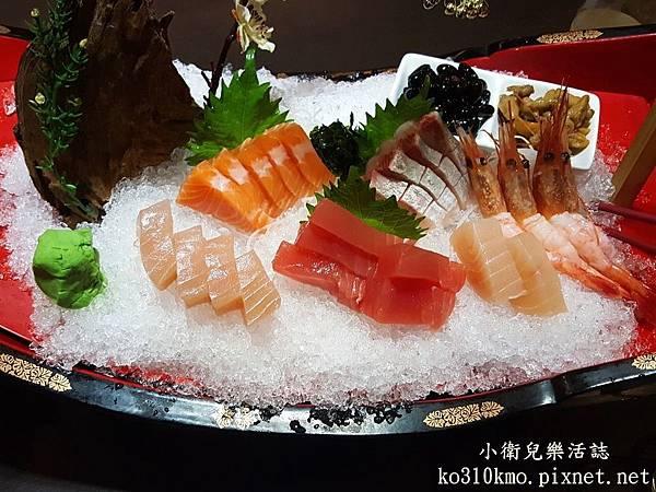 彰化聚餐-綠亭日本料理 (2)