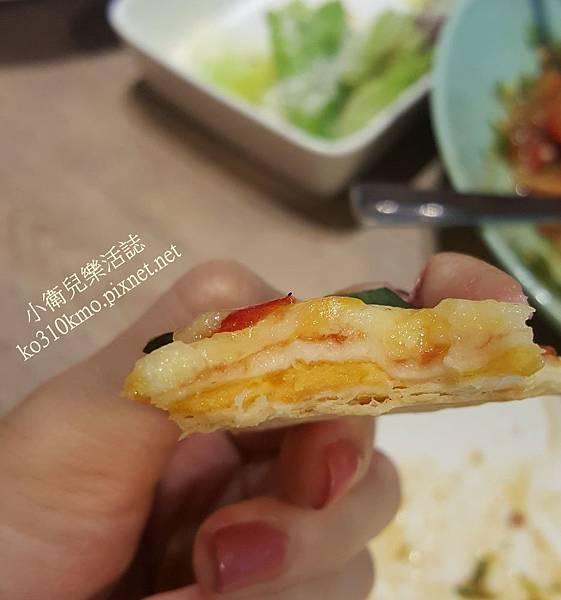 台北大安區早午餐.petit doux 微兜 (14)
