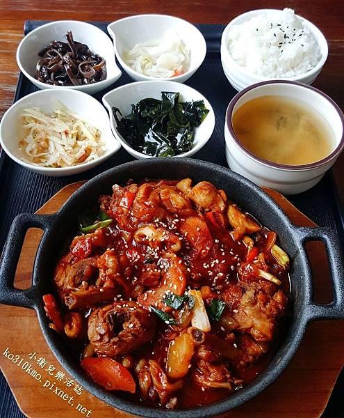 彰化韓國料理-Misto Cafe (1)