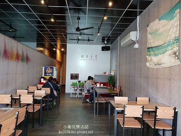 鹿港燒肉丼飯.滿座食堂 (2)