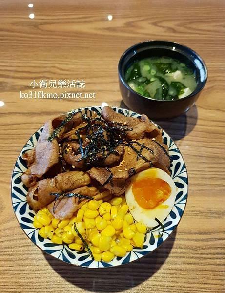 鹿港燒肉丼飯.滿座食堂 (9)