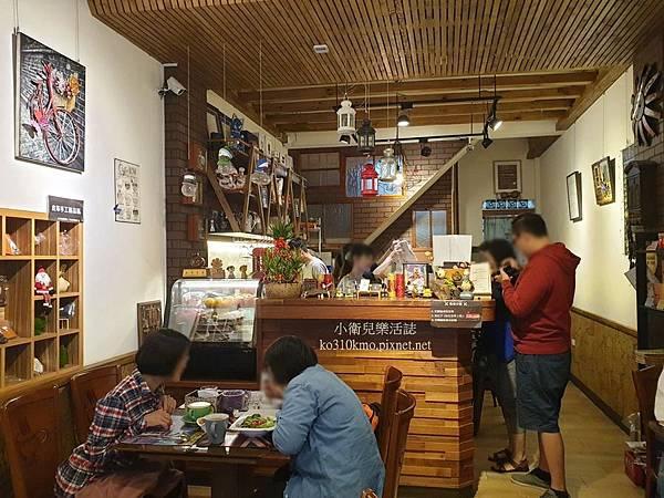 彰化早午餐-La Coma Cafe &Brunch 環境 (2)