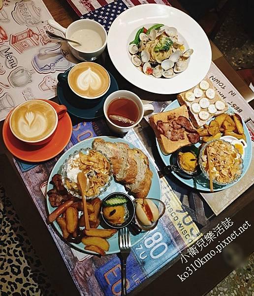 彰化早午餐-La Coma Cafe &Brunch  (9)