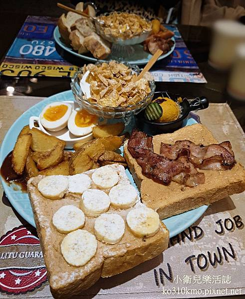 彰化早午餐-La Coma Cafe &Brunch  (2)